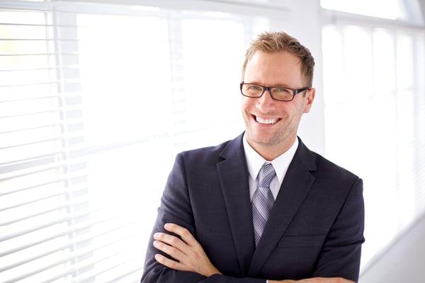 Don Draper IT Consultant Sales Wolf