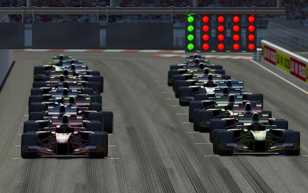 F1 Race Cars - Nothing is sacred to improve sales performance