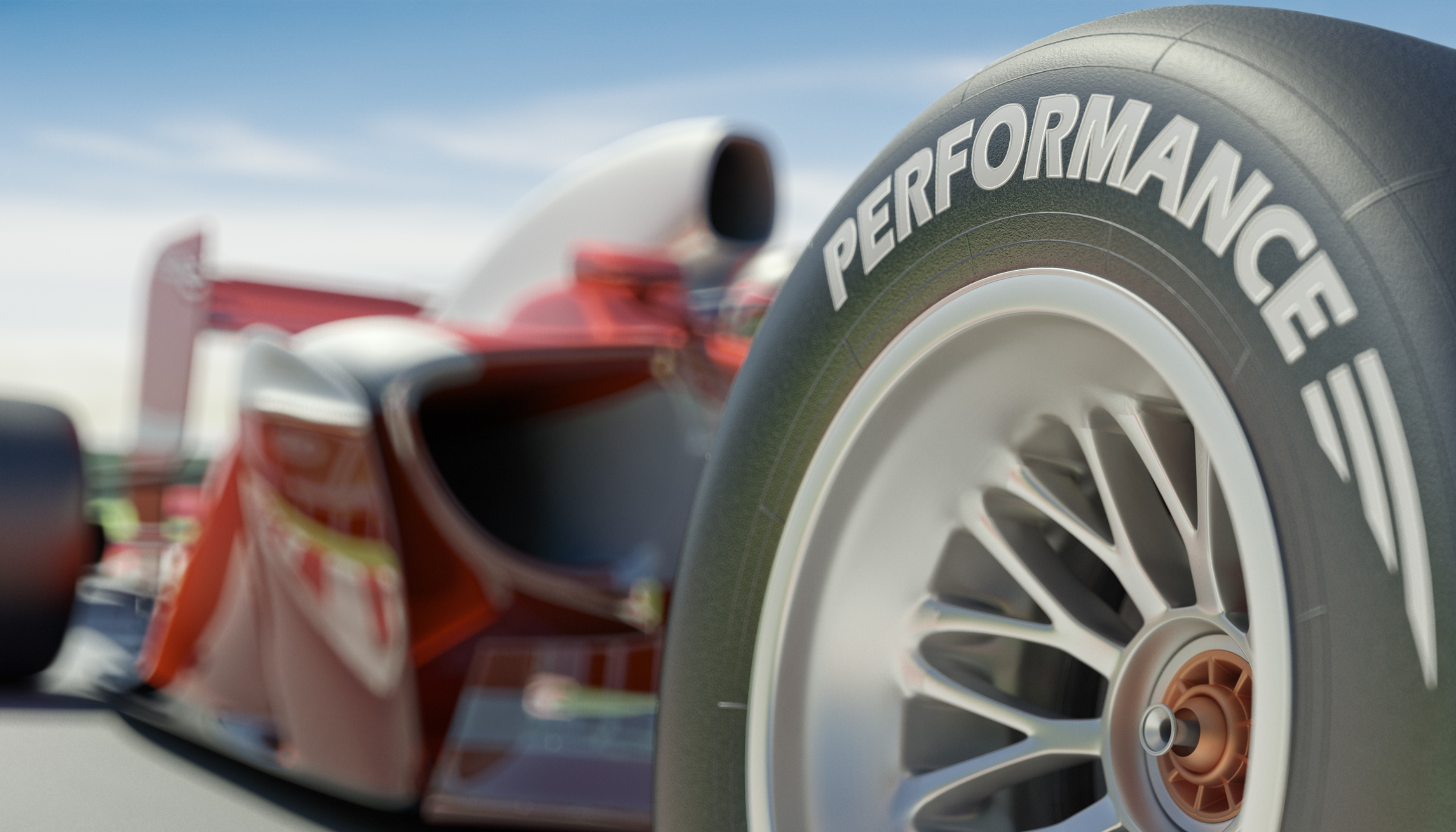 There is always a better way - F1 Race Car Performance - Sales