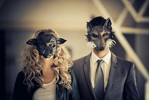Many salespeople are not sales wolves - they are imposters