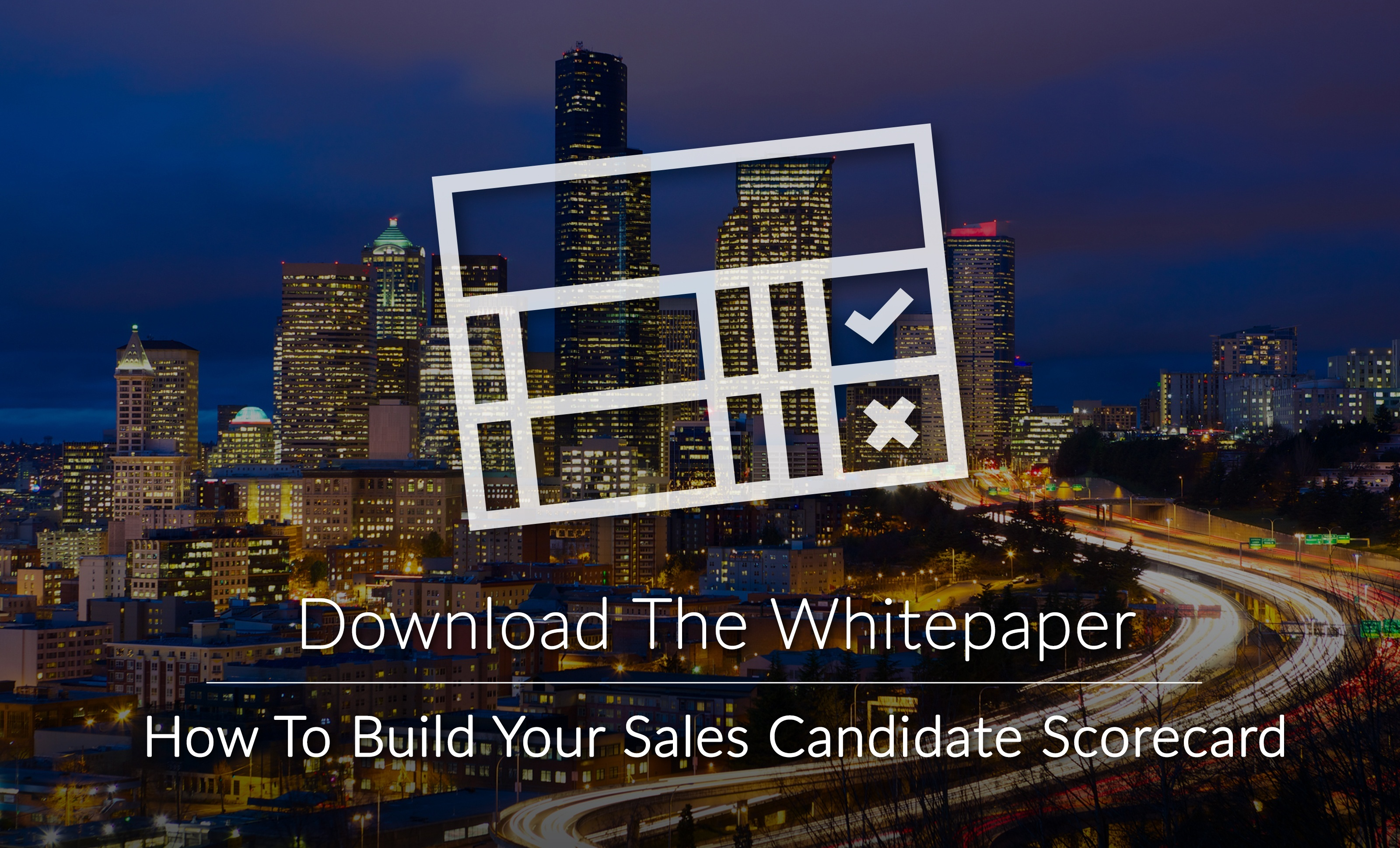 Download the sales hiring scorecard